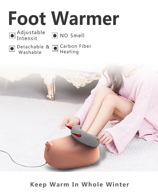 Foot heater